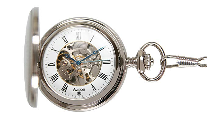 Avalon 17 pocket watch