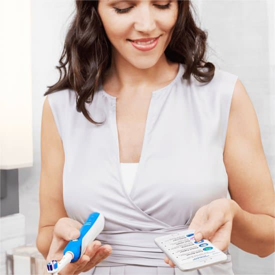 Budget Bluetooth tandenborstel: Oral-B Pro 4000 3D White Smart-serie