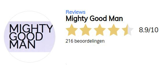 Mighty Good Man bretels beoordelingen (1)